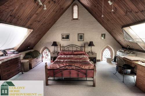 Your Attic Can Be Renovated Into The Perfect Room Addition